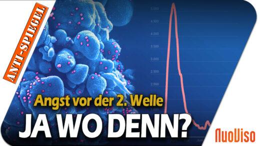 Die offiziellen Zahlen der WHO und die zweite Welle: Ja, wo rollt sie denn?