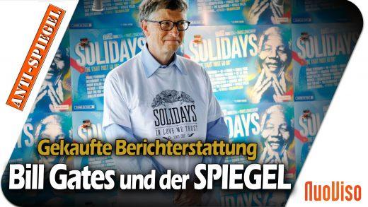 Bill Gates und der Spiegel – Gekaufte Berichterstattung oder zu blöd zum Rechnen?