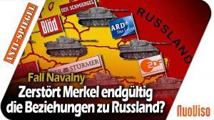 Fall Navalny: Zerstört die deutsche Regierung endgültig die Beziehungen zu Russland?