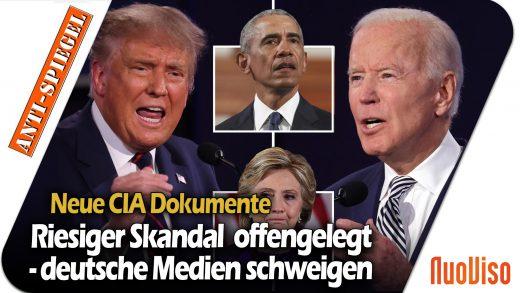 Neue CIA-Dokumente zu Clinton freigegeben, aber die Medien verschweigen diesen Skandal