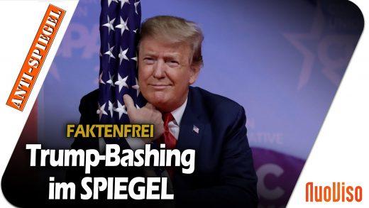 Faktenfreies Trump-Bashing im Spiegel