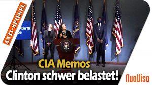 CIA-Memos belasten Clinton: Wie in Russland über den Skandal berichtet wird