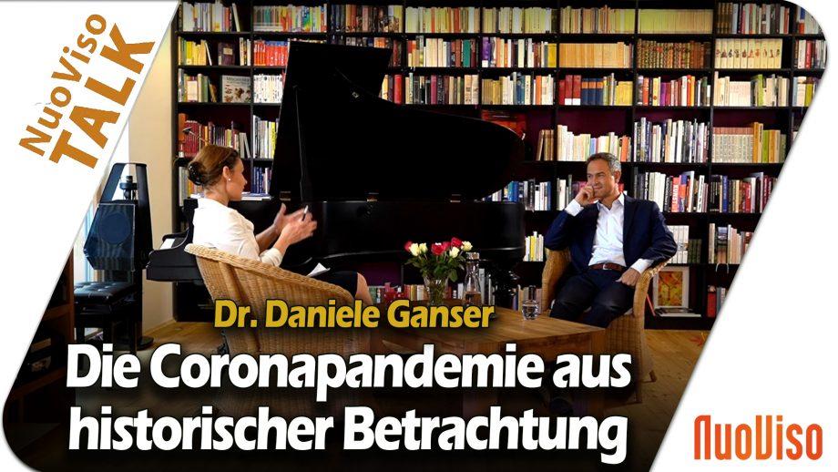 Die Corona-Pandemie aus historischer Sicht – Dr. Daniele Ganser