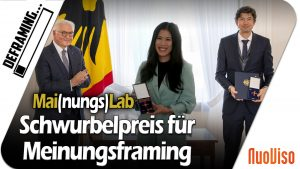 Schwurblepreis für Mai(nungs)lab