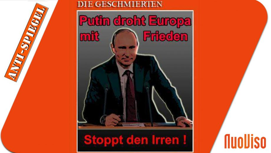 Dilemma für deutsche Medien: Wie stellt man einen Abrüstungsvorschlag von Putin ins schlechte Licht?