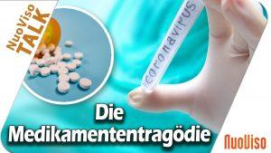 """Die Medikamententragödie – Ursachen für die Übersterblichkeit während der """"Pandemie"""""""