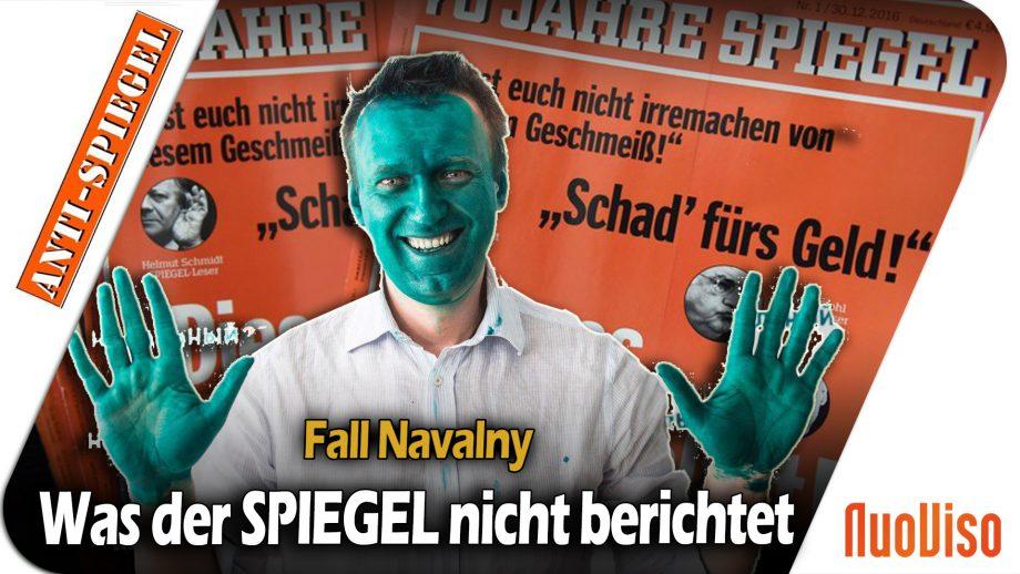 Fall Navalny: Desinformation im Spiegel über Putins Aussagen auf dem Valdai-Forum