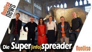 Die Super(info)spreader – Coronainfo-Tour meets NuoViso News #94