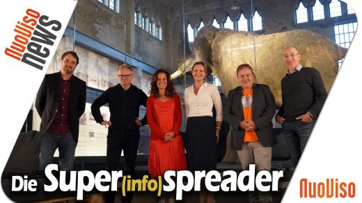 Die Super(info)spreader – Coronainfo-Tour meets NuoViso News #94