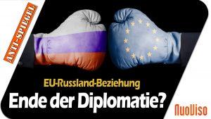 Russland ist bereit, den Dialog mit der EU einzustellen