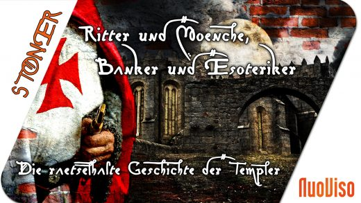 Ritter und Mönche, Banker und Esoteriker – Die rätselhafte Geschichte der Templer