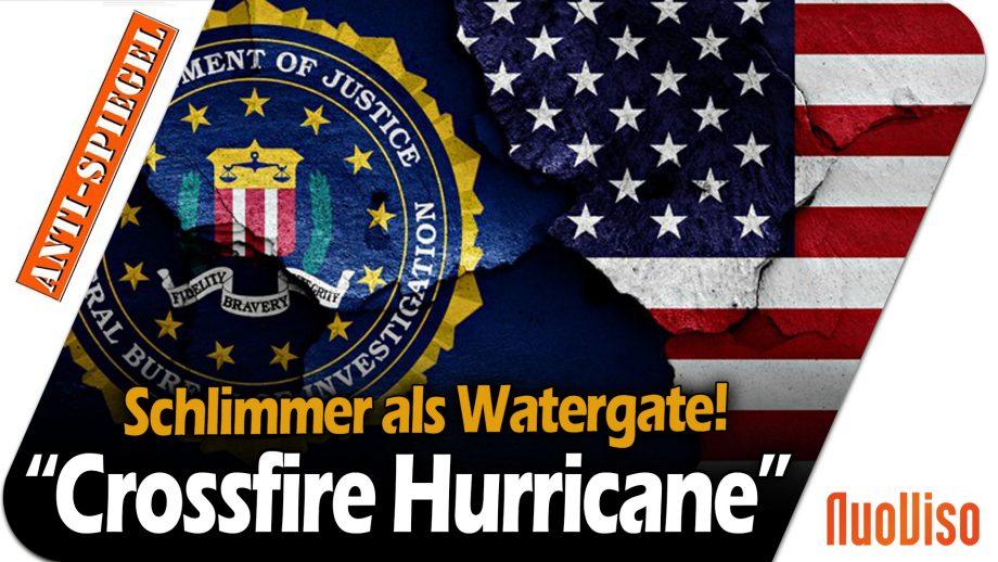 """Kein Wort in deutschen Medien: Wichtige Anhörung im US-Senat zur Operation """"Crossfire Hurricane"""""""