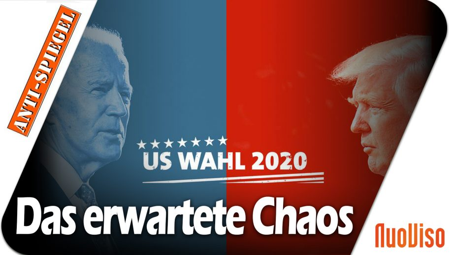 US-Wahl: Das erwartete Chaos