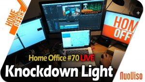 Home Office #70 – Knockdown Light