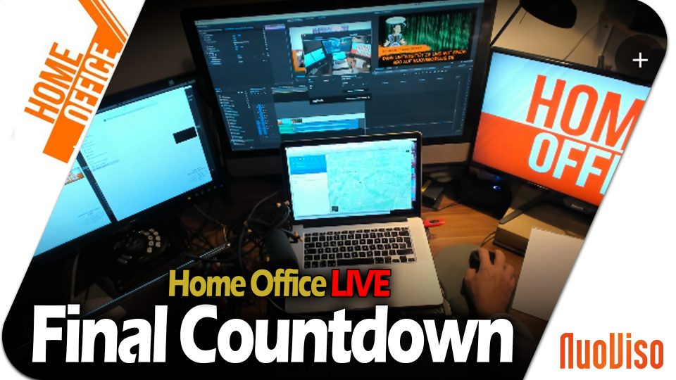 Final Countdown – Home Office LIVE