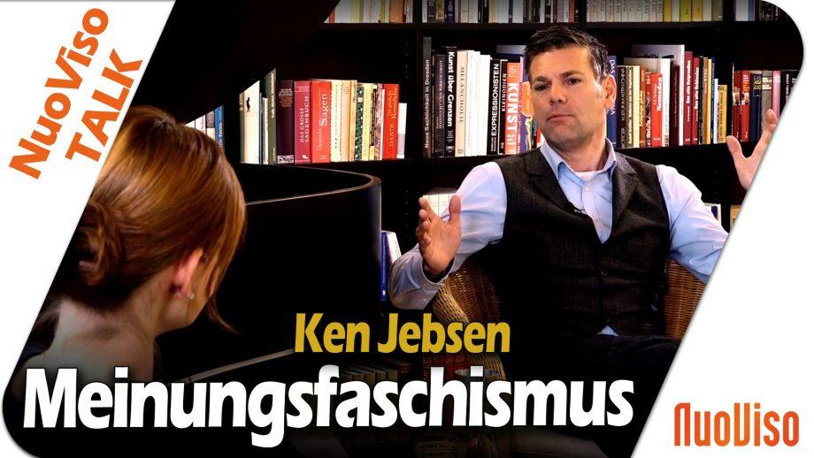Meinungsfaschismus – Ken Jebsen im NuoViso Talk