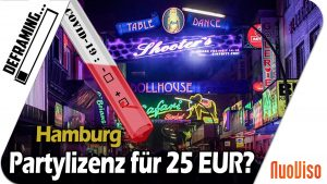 Partylizenz für 25 EUR?