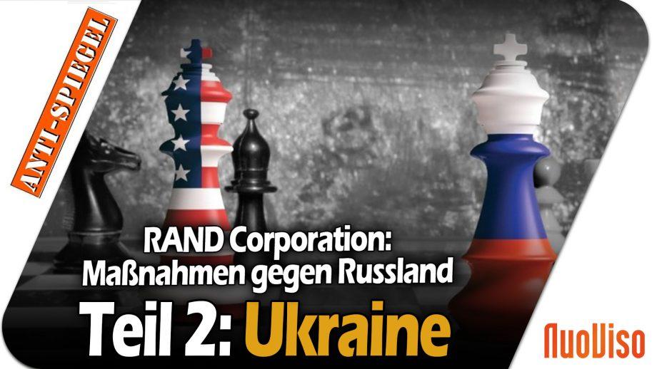 Welche Maßnahmen die USA gegen Russland planen: Teil 2 – Ukraine