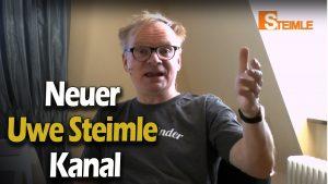 HINWEIS: Neuer Uwe Steimle Kanal