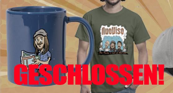 Spreadshirt macht NuoViso Shop dicht!
