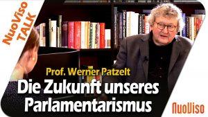 Die Zukunft unseres Parlamentarismus – Prof. Werner Patzelt im NuoViso Talk