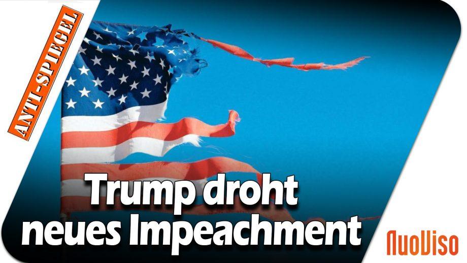 Wer putscht in den USA? Trump droht neues Amtsenthebungsverfahren