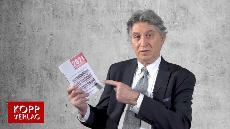 Gerhard Wisnewski – Verheimlicht – Vertuscht – Vergessen – Was 2020 nicht in der Zeitung stand