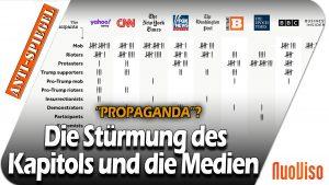 Gibt es im Westen Propaganda? Die Erstürmung des Kapitols und die Medien