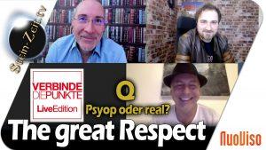 The Great Respect – Im Talk mit Oliver Janich und Sunny von Verbinde die Punkte