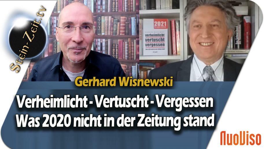 Verheimlicht, vertuscht, vergessen – Gerhard Wisnewski