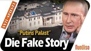 """Neue Details von Navalnys Film über """"Putins Palast"""" zeigen: Er ist made in USA"""