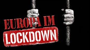 Europa im Lockdown