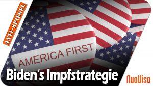 America First: Was der Spiegel über Bidens Impf-Politik verschweigt