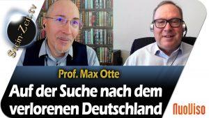 Auf der Suche nach dem verlorenen Deutschland – Prof. Max Otte