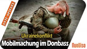 Drohender Angriff der Ukraine: Im Donbass wurde die erste Mobilmachung der Geschichte ausgerufen