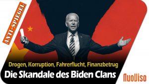 Die Skandale der Familie Biden