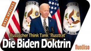 """Russischer Think Tank: Was ist die """"Biden-Doktrin""""?"""