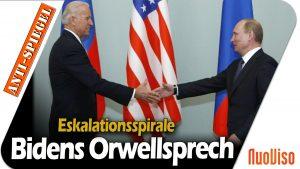 Die USA verschärfen den Konflikt mit Russland