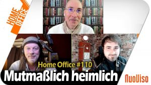 21 Uhr LIVE: Home Office # 110