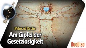 Am Gipfel der Gesetzlosigkeit – Milorad Krstic im Gespräch mit Robert Stein