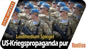 Ukraine-Eskalation: US-Kriegspropaganda pur im Spiegel