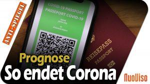 Die Pseudolösung EU-Impfpass: Wie der Corona-Spuk enden soll