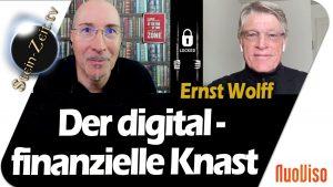 Der digital-finanzielle-Knast – Ernst Wolff bei SteinZeit