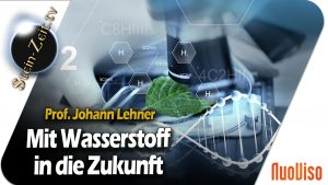 Mit Wasserstoff in die Zukunft der Mobilität – Prof. Johann Lehner