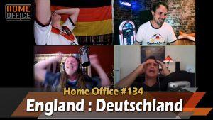 England : Deutschland – Home Office #134 (EM SPEZIAL)