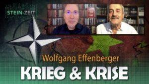 Krieg & Krise – Wolfgang Effenberger bei SteinZeit