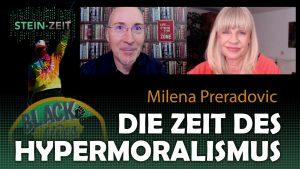 Die Zeit des Hypermoralismus