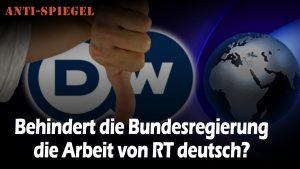 Deutschland behindert RT-DE – Welche Konsequenzen hat das für deutsche Medien in Russland?