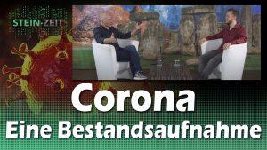 Corona: Eine Bestandsaufnahme – Psychologiestudent Sebastian bei SteinZeit